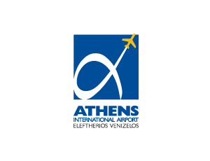Athens International Airport logo - BRIDGES partners