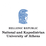 National and Kapodistrian University of Athens logo - BRIDGES partners