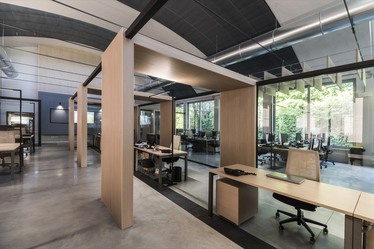 BRIDGES partners: Gruppo Maggioli - offices