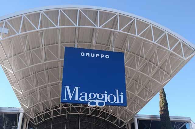 BRIDGES partners: Gruppo Maggioli - logo entrance